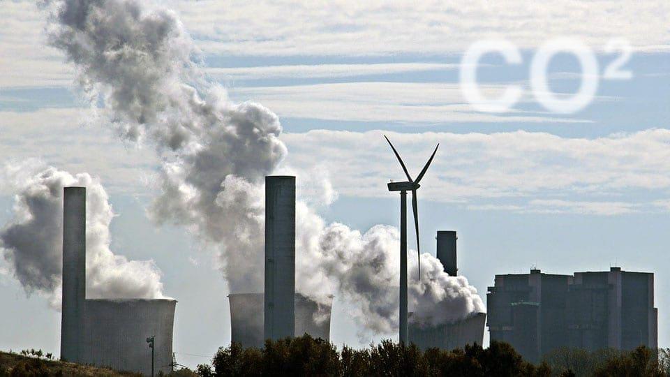 Huella de carbono y eficiencia energética